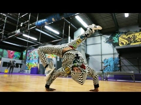 "BRAHIM ""Old Beast"" Brooklyn Bboy Tricking Gymnastics Parkour 