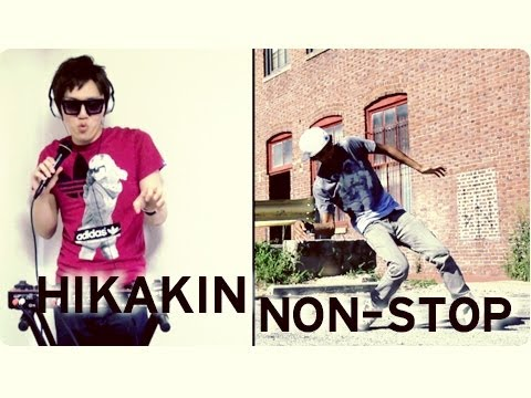 Hikakin and Nonstop – Beatbox and Dance Collaboration – myISH