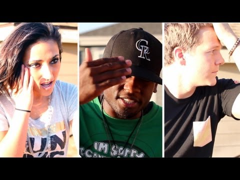 Nicki Minaj – Super Bass (Acoustic Cover) – Tyler Ward & Crew (Alex G & Eppic)