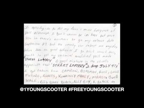 Young Scooter – I Wonder (Recorded in Jail) Prod. Zaytoven (Audio)