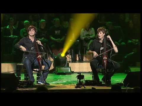 2CELLOS – Smells Like Teen Spirit [LIVE VIDEO]