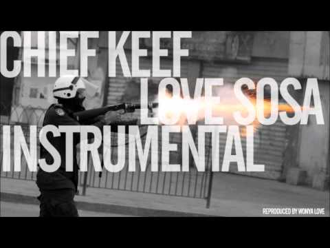 Chief Keef – Love Sosa Instrumental