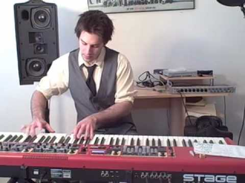 Classic 80′s Hits… Interpreted for Ragtime Piano – By Scott Bradlee (Rag Time Medley)