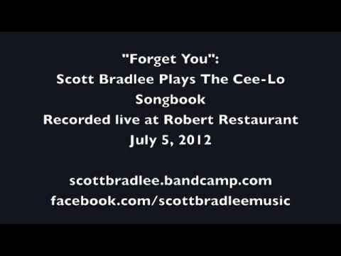 Forget You – Cee-lo Jazz Piano Cover by Scott Bradlee