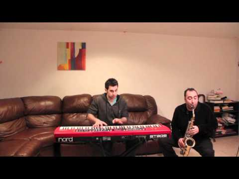 """God Rest Ye Mr. Saxobeat"" – Holiday Mashup with Ben Golder-Novick"