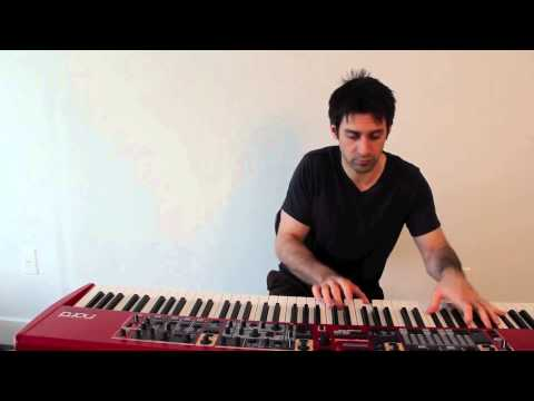 Lithium vs. Titanium (Nirvana / David Guetta Piano Mashup)