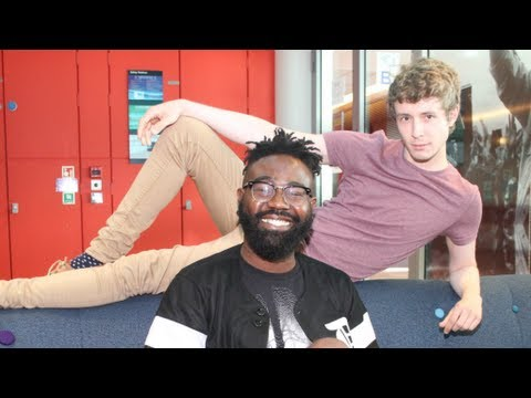 Mikill Pane Vs. Matt Edmondson RAP BATTLE!