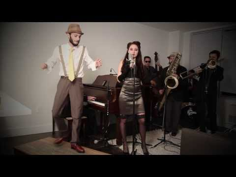 Just (Tap) Dance – Vintage 1940′s Jazz Lady Gaga Cover