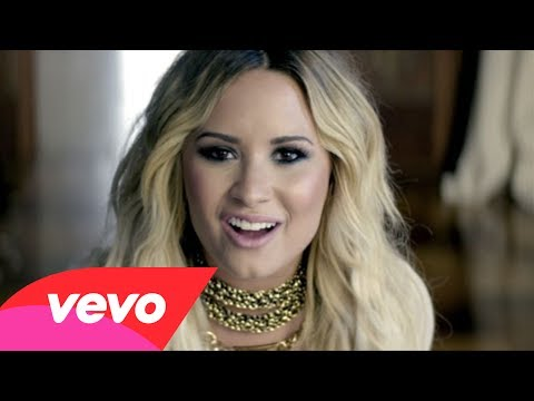 "Demi Lovato – Let It Go (from ""Frozen"") [Official Video]"