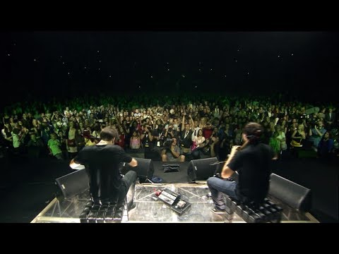 2CELLOS – Smells Like Teen Spirit [LIVE at Arena Zagreb]