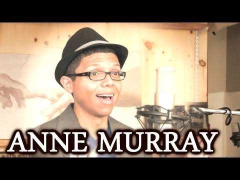 "Anne Murray ""I Just Fall In Love Again"" Tay Zonday"