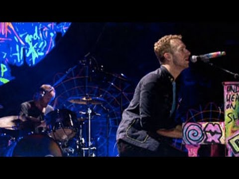 Coldplay – Paradise (Live 2012 from Paris)