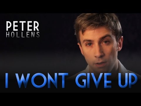 I Won't Give Up – Jason Mraz – Peter Hollens