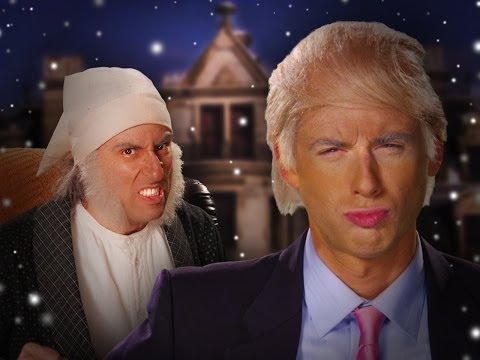 Donald Trump vs Ebenezer Scrooge.  Epic Rap Battles of History Season 3.