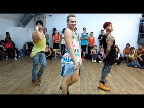 "YANIS MARSHALL CHOREOGRAPHY ""SLUT LIKE YOU"" P!NK. FEATURING LAYO & KRISS LEYO. PARIS."