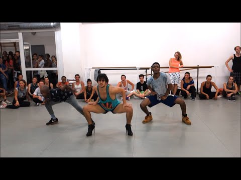 "YANIS MARSHALL HEELS CHOREOGRAPHY. ""LONG WAY 2 GO"" CASSIE. STUDIO 68 LONDON & STUDIO HARMONIC PARIS."