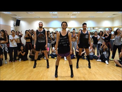 "YANIS MARSHALL HEELS CHOREOGRAPHY. ""SHAKE IT OFF"" TAYLOR SWIFT. FEATURING ARNAUD & MEHDI"